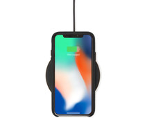 Decoded Wireless Charger 10W Black Leather