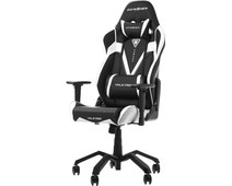 DXRacer VALKYRIE Gaming Chair Black/White