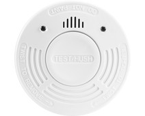 Alecto SA-110 Smoke detector 10 year battery with time-out button