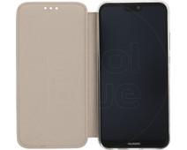 Azuri Booklet Huawei P20 Lite Book Case Goud