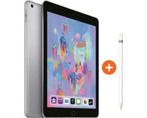 Apple iPad (2018) 32 GB Wifi Space Gray + Pencil