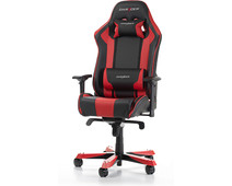 DXRacer KING Gaming Chair Zwart/Rood