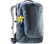 "Deuter Gigant 17"" Graphite/Black 32L - Slim fit"
