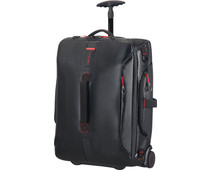Samsonite Paradiver Light Duffle Wheels 49L Black