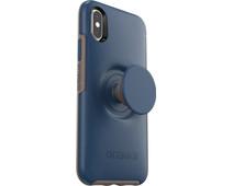 Otterbox Symmetry Pop Apple iPhone X/Xs Back Cover Blauw