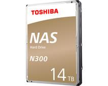 Toshiba N300 NAS Hard Drive 14 TB