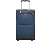 Samsonite Dynamore Expandable Upright 55/35cm Blue