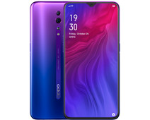 OPPO Reno Z Paars