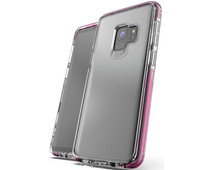 GEAR4 D3O Piccadilly Samsung Galaxy S9 Back Cover Roze
