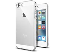 Spigen Thin Fit Apple iPhone 5/5s/SE Transparant