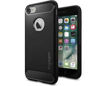Spigen Rugged Armor Apple iPhone 7/8 Zwart