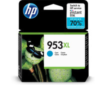 HP 953XL Cartridge Cyaan