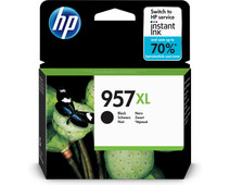HP 957XL Cartridge Zwart