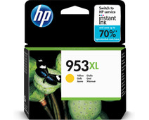 HP 953XL Cartridge Yellow (F6U18AE)