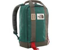 "The North Face Tote Pack 15"" Night Green/New Taupe Green 14L"