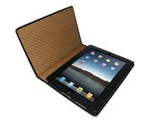 Piel Frama Leather Case Black/Brown Apple iPad