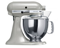KitchenAid Artisan Mixer Metaalchroom
