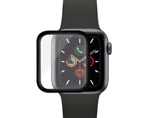 PanzerGlass Apple Watch Series 4/5 44mm Screenprotector Glas Zwart
