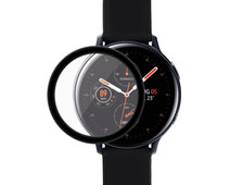 PanzerGlass Samsung Galaxy Watch Active2 44mm Screenprotector Glas Zwart