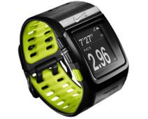Nike+ SportWatch GPS Zwart/Volt + Nike+ sensor
