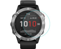 Just in Case Garmin Fenix 6X PRO / 6X PRO Solar 51 mm Screenprotector Glas
