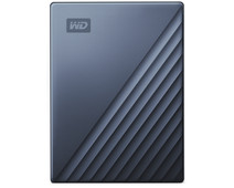 WD My Passport for Mac 5TB Type C Blue