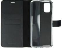 Valenta Samsung Galaxy A51 Book Case Leather Black