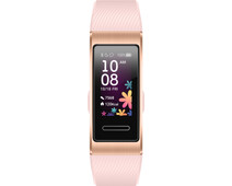 Huawei Band 4 Pro Gold / Pink