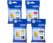 Brother LC-3211 Cartridges Combo Pack