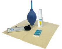 Green Clean Travel Cleaning Kit met Vario Brush