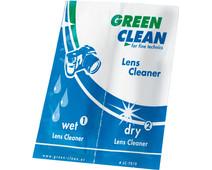 Green Clean Lens Clean Wet&Dry Cleaners (10 stuks)