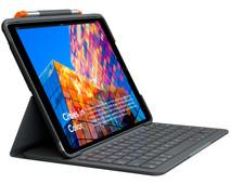 Logitech Slim Folio Apple iPad Air (2019) Toetsenbord Hoes QWERTY