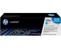 HP 125A Color LaserJet Toner Cyan (blue) CB541A