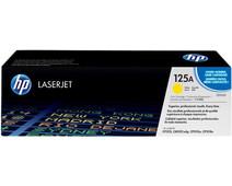 HP 125A Color LaserJet Toner Yellow (CB542A)