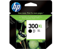 HP 300XL Cartridge Black