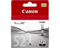 Canon CLI-521 Cartridge Black