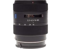 Sony Vario-Sonnar T* 16-80mm f/3.5-4.5 Carl Zeiss
