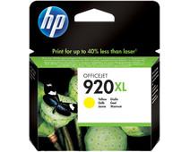 HP 920XL Cartridge Geel