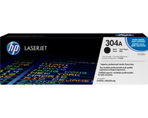 HP 304A Toner Cartridge Black