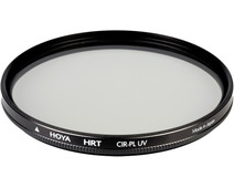 Hoya HRT Polarisatiefilter en UV-Coating 55mm