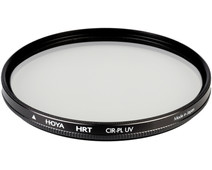 Hoya HRT Polarisatiefilter en UV-Coating 72mm