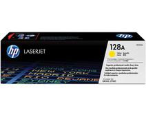HP 128A Toner Cartridge Yellow