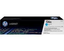 HP 126A Toner Cartridge Cyan