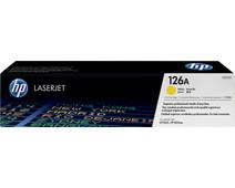 HP 126A Toner Cartridge Yellow