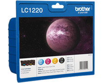 Brother LC-1220 Cartridges Combo Pack