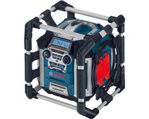 Bosch Construction Radio GML50 Powerbox 360 Deluxe