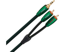 AudioQuest Evergreen 3.5mm to RCA 1 Meter