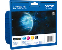 Brother LC-1280XL Cartridges Combo Pack