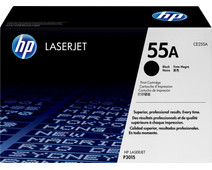 HP 55A LaserJet Toner Zwart (CE255A)