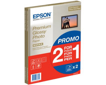 Epson Premium Glossy Photo Paper 30 sheets (A4)